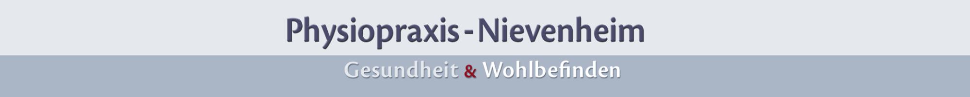 Physiopraxis-Nievenheim